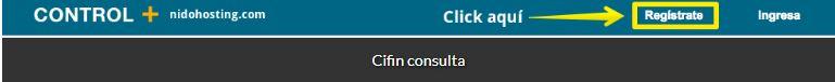 Cómo sacar la Cifin