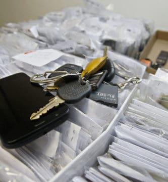 denuncio perdida de documentos