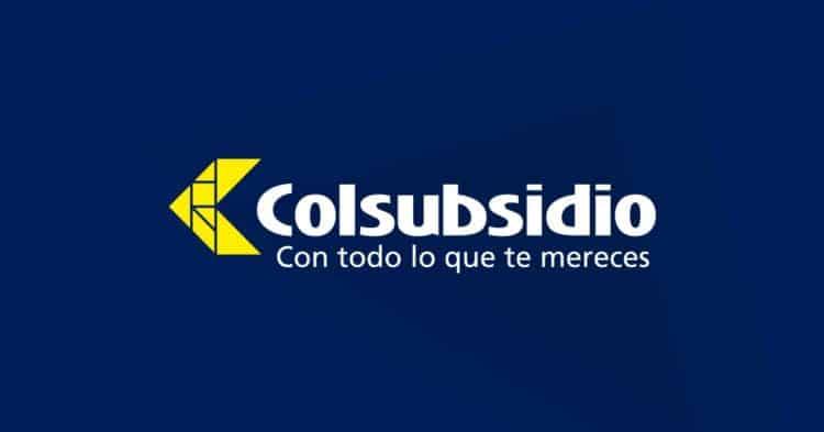 formulario afiliacion colsubsidio